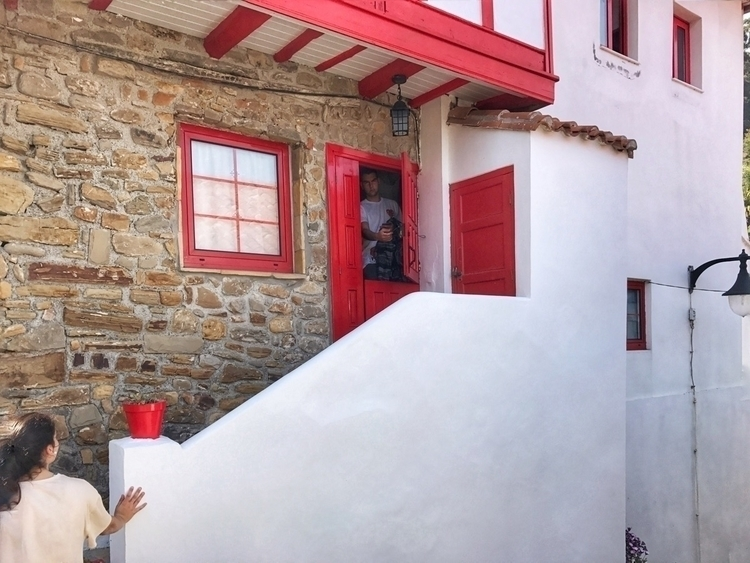 asturias, cudillero, spain, tourist - lupradoa | ello