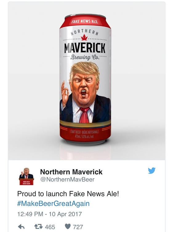 [**Canadian brewer creates beer - ellobrew | ello
