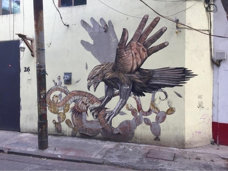 streetart, romanorte, mexicocity - helliongallery | ello