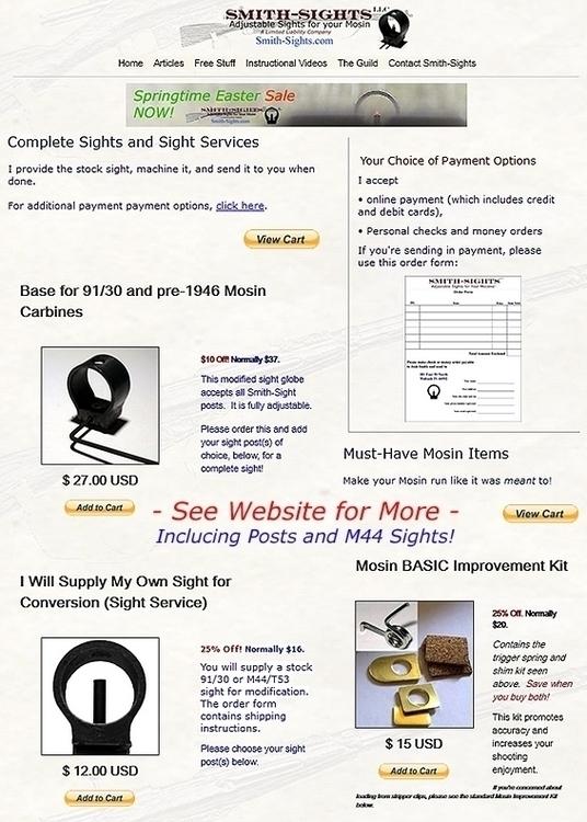 Shop Contact - smithsights | ello