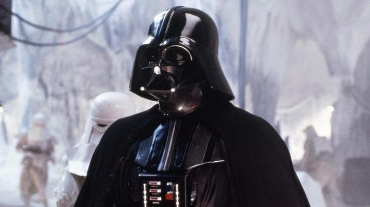 Police warn Darth Vader text dr - bonniegrrl | ello