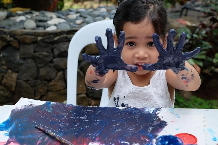 Hand-painted. Antipolo, Rizal,  - moe_villamor | ello