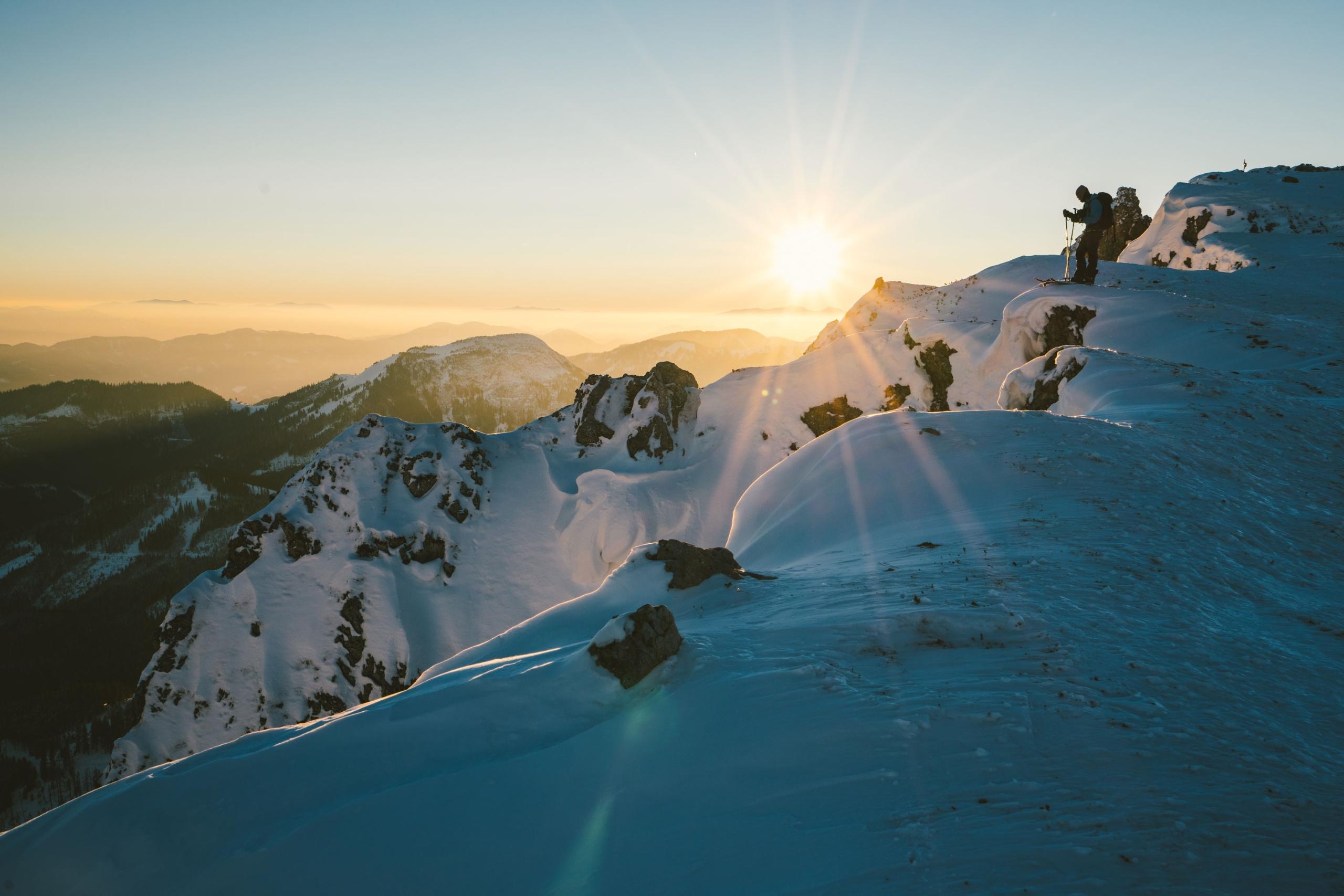 Splitboarding east Eastern Alps - rawmeyn   ello