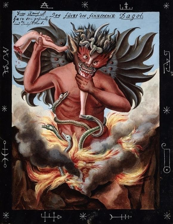 Visions Hell Bildgeist Flashbak - valosalo | ello