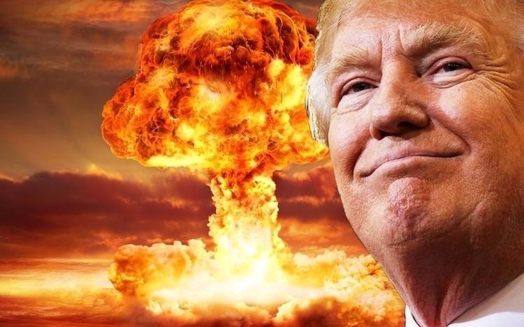 Le Jeu très dangereux de Trump  - charenau | ello