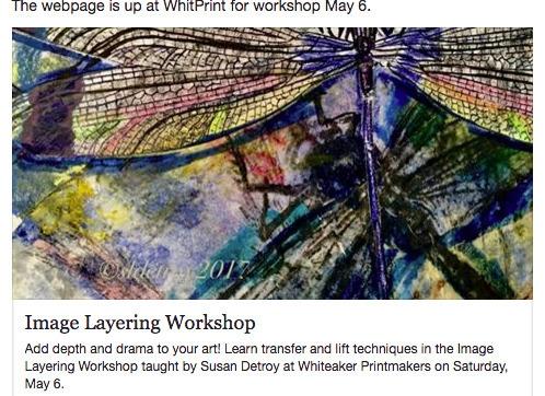 Art layering aficionados... tea - susandetroy   ello