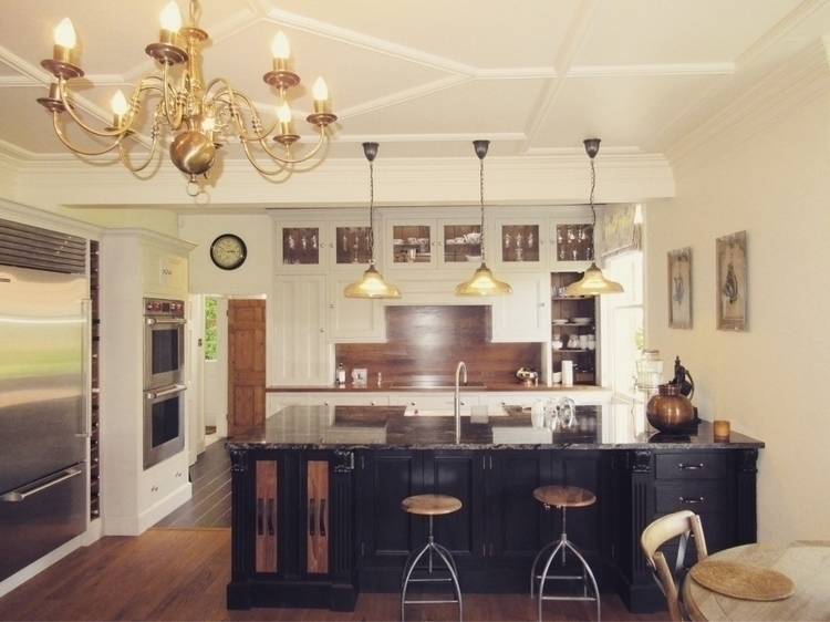 Kitchen - kitchen, interior, interiordesign - primroseprefers | ello