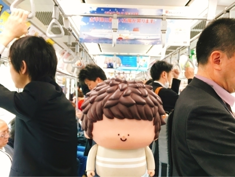 Ren tourist Tokyo - bubi | ello