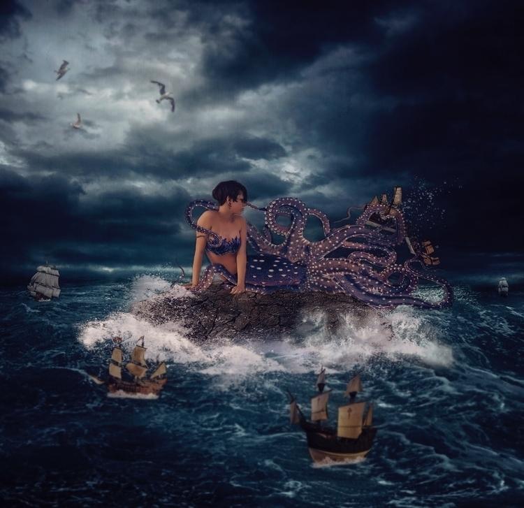 Ships - chrystalolivero | ello