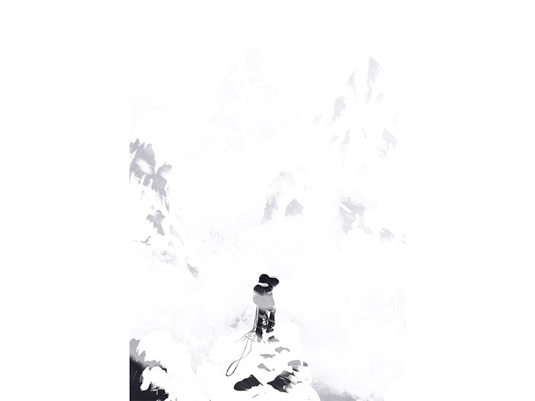 Update shop! mountain illo! pos - paulaalvz | ello