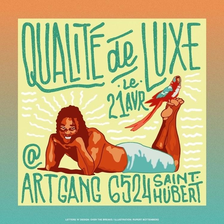 Qualité de Luxe Montréal Friday - poirier | ello
