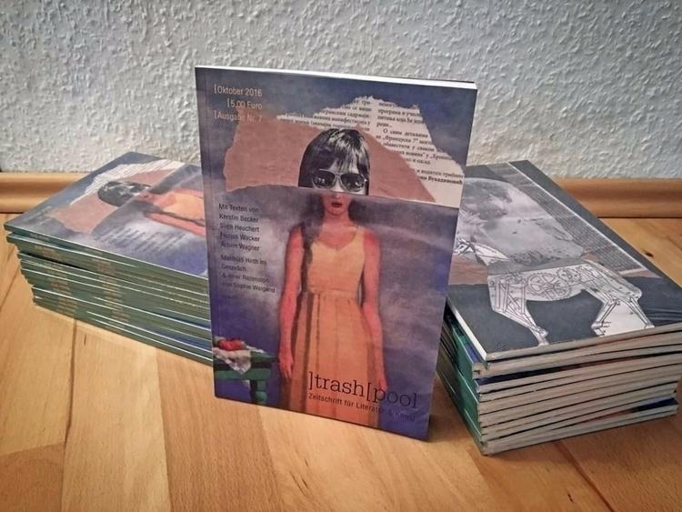 Alicia (2016) cover page Trashp - knutvanbrijs | ello
