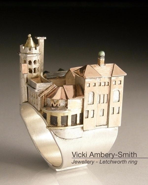 Discover Jewellery Art Vicki Am - velvetandpurple | ello