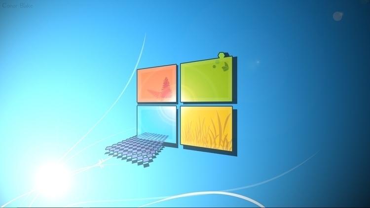 Wallpaper Windows 10, roughly b - blake_ops | ello