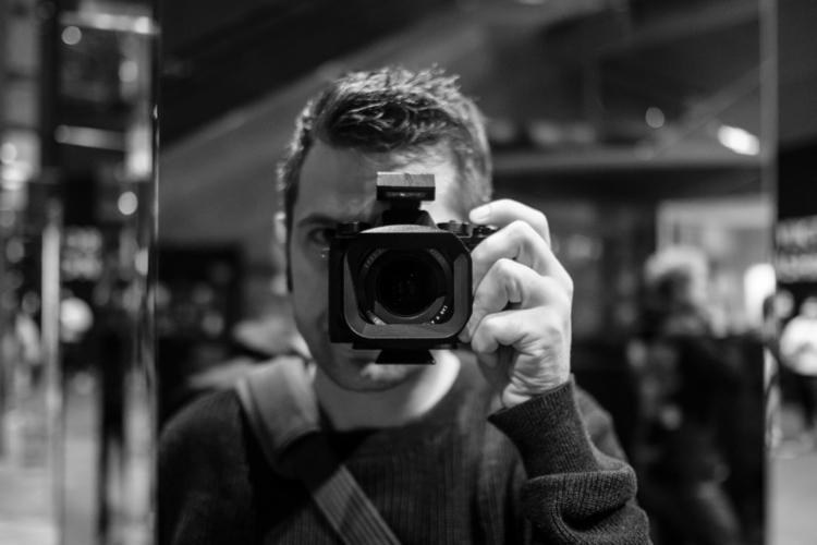 Mirror Mirror. obligatory photo - realstephenwhite | ello