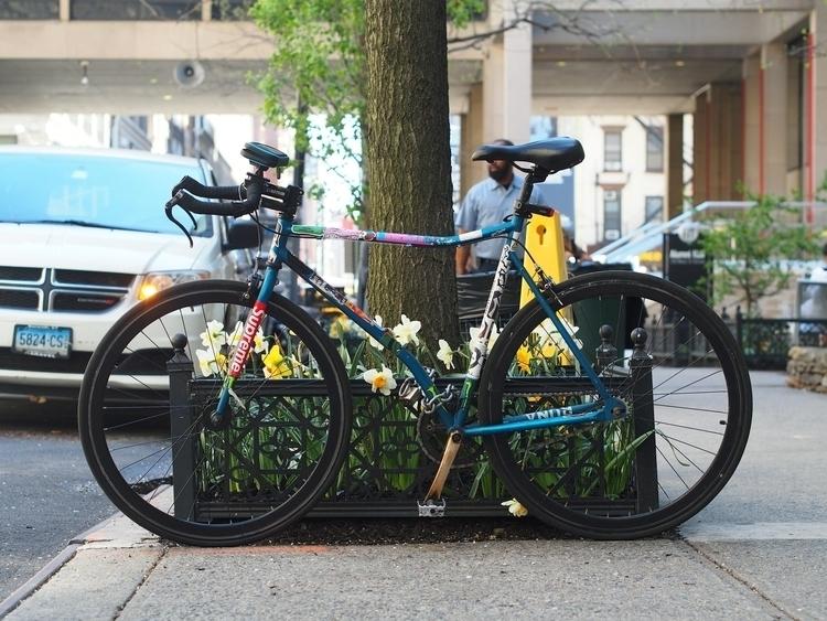 Supreme Green - NYCSteelponies, BikesOfNYC - nycsteelponies | ello