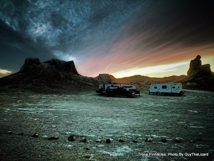 Camping Mars - guythalizard | ello