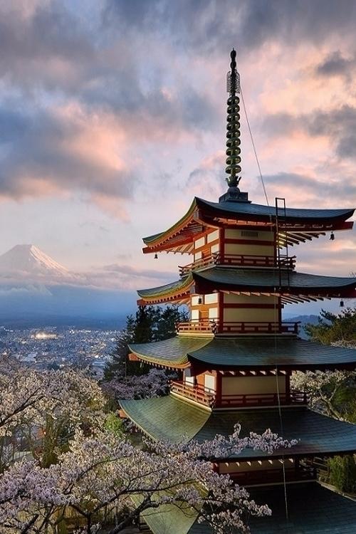 Mt. Fuji, Japan - onyx1977 | ello
