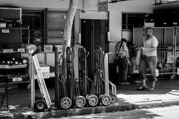 street photos Push carts - streetphotography - iammrben | ello