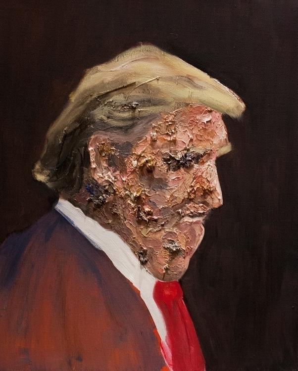 / Oil Canvas 46 38 cm 2017 Terr - armandocabba | ello