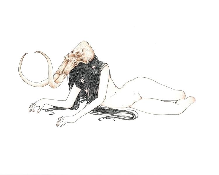 Crawling Extinction - andisoto, illustrator - andimacka | ello