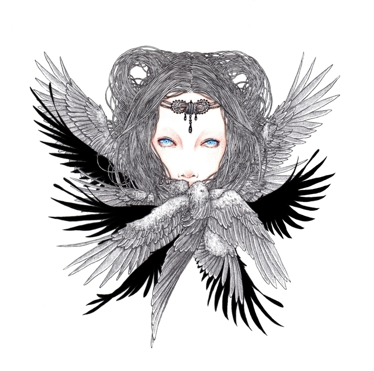 Spell II - andisoto, illustrator - andimacka | ello
