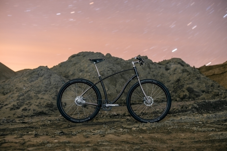 IBIZA NIGHTS Marcus' titanium B - budnitzbicycles | ello