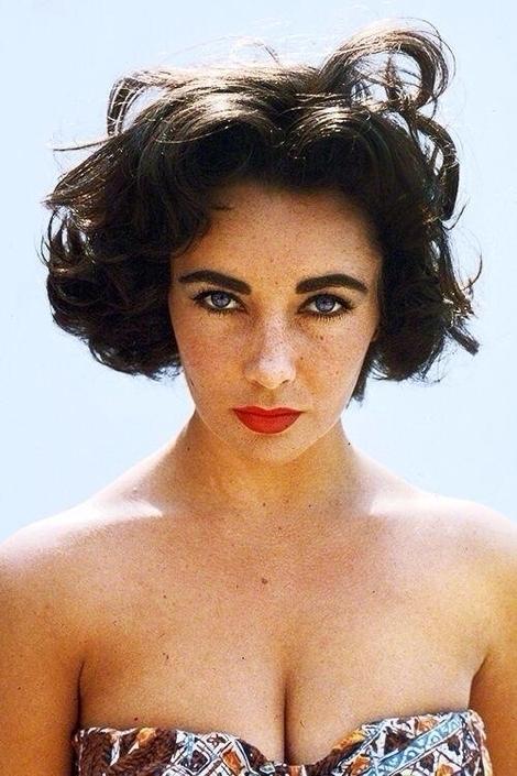 Elizabeth Taylor, 1956 - decorkiki | ello
