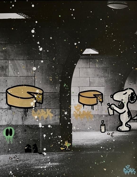 - Snoop' chips packagin' :fire - darksnooopy | ello