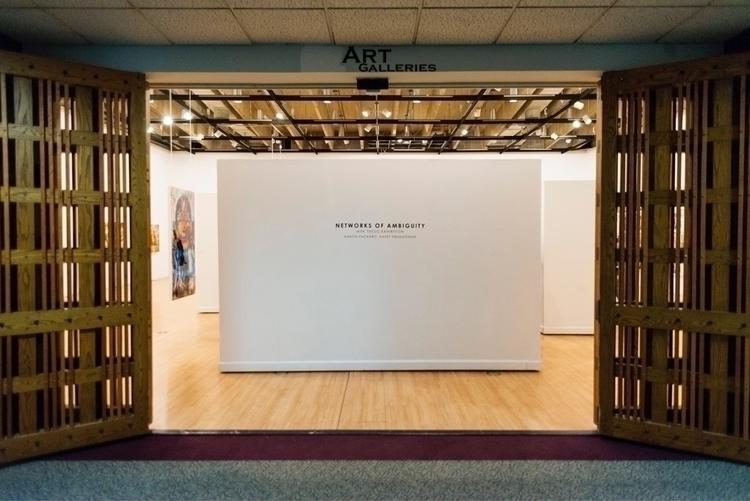 MFA Thesis Exhibition, Statemen - packfoto | ello
