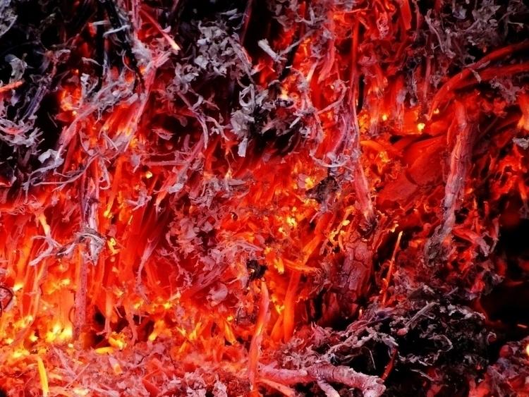 Easter bonfires Swedish west co - thesupercargo | ello