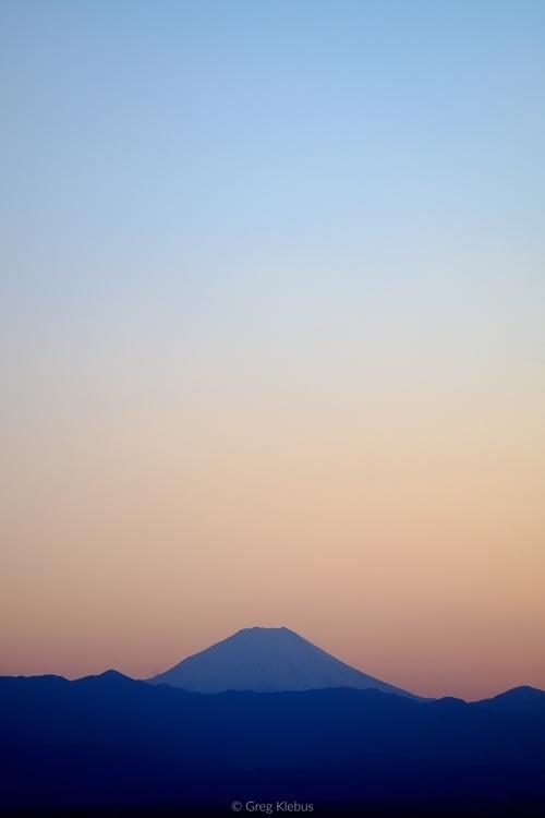 富士山 / Mt. Fuji - gklebus   ello