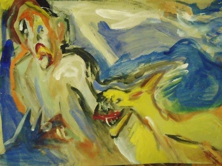 wild dogs - giannisrallis | ello