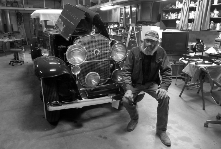 buddy Cowboy Car Hell. dozen ye - mikecampbell | ello