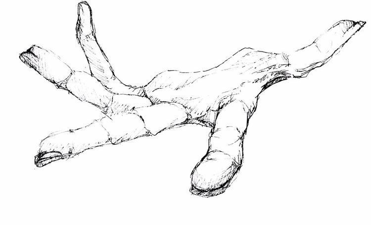 hands - hand, sketch - s-d-c | ello