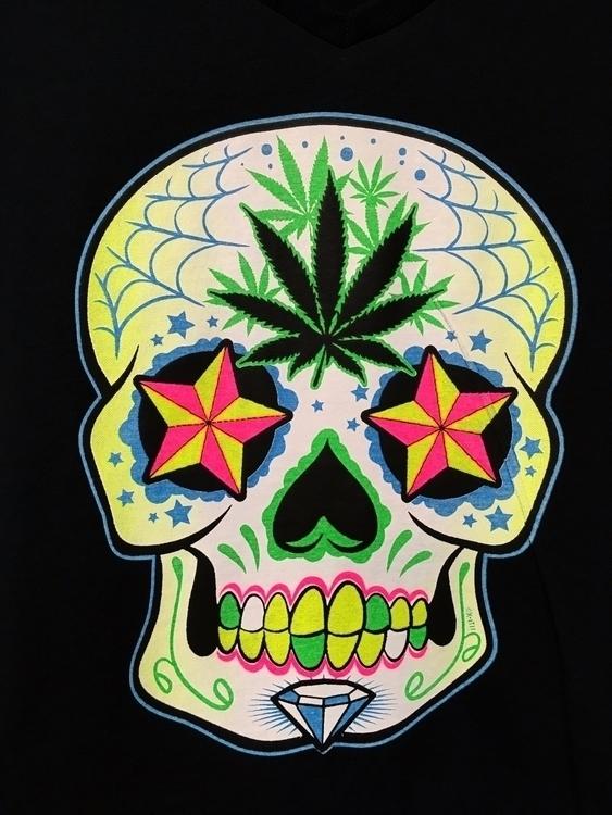 Happy 420 Day celebrate display - moosedixon | ello