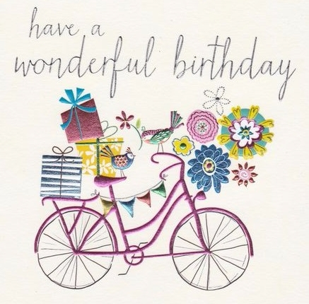 Happy Birthday Cailee - greenstarbikes | ello