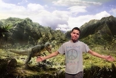 Devin Miller Michael Crichton - Master - devinosaurus | ello