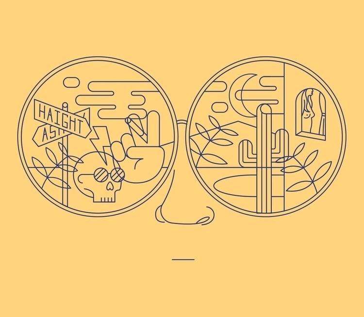 doodles - elloillustration - andrewhoffman | ello