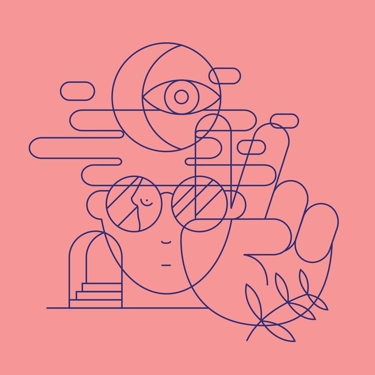 illustration - elloillustration - andrewhoffman | ello