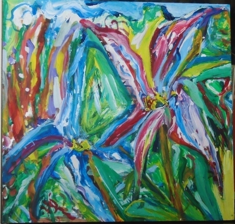 flowers - giannisrallis   ello