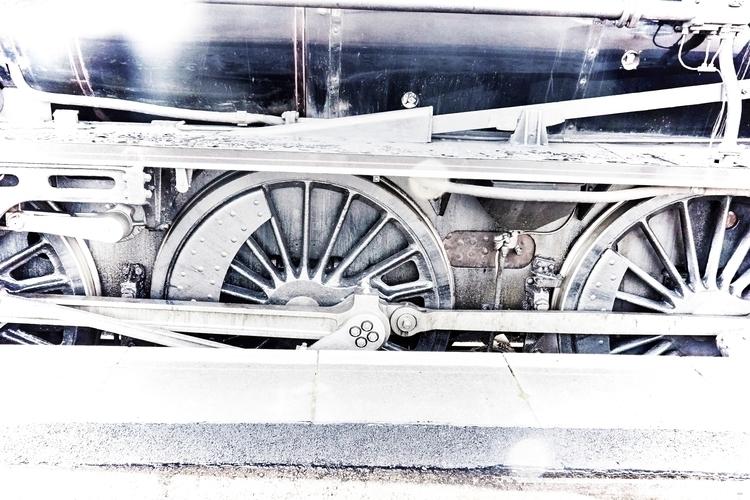 Steam Works III desaturated pho - ageekonabike | ello