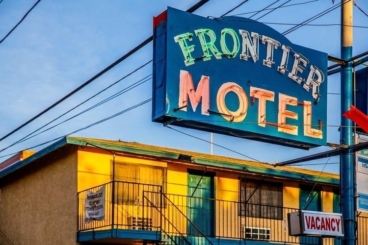 Frontier Motel, Mesa, AZ - 3/12 - fjgaylor | ello