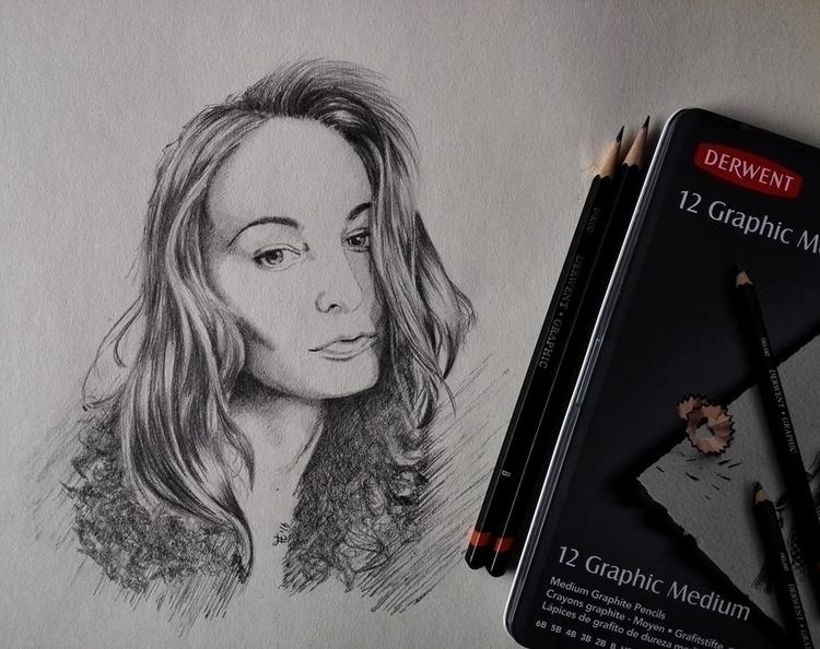 Pencil paper - sketch, art - fabri458 | ello