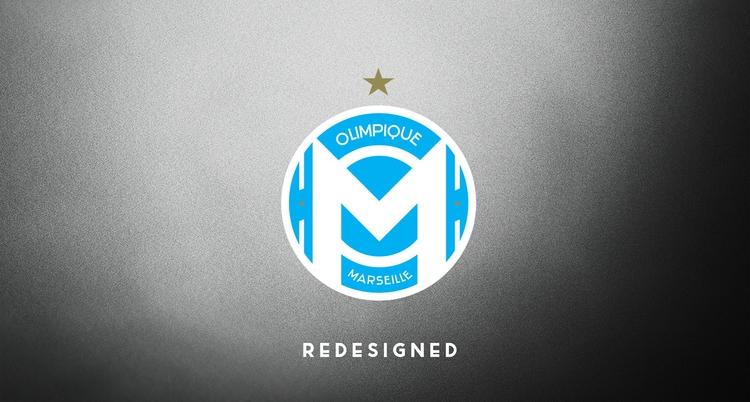 OL Marseille - Logo redesign /C - cosminbecheanu | ello