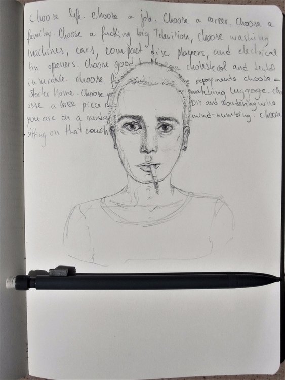 Unfinished - art, illustration - canhair | ello