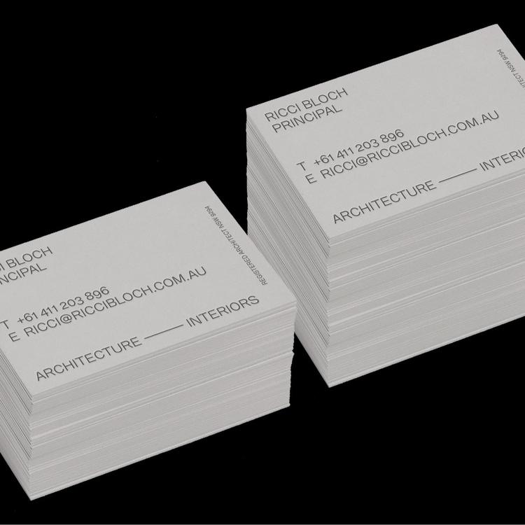 Ricci Bloch Architects – Site U - studiospgd | ello
