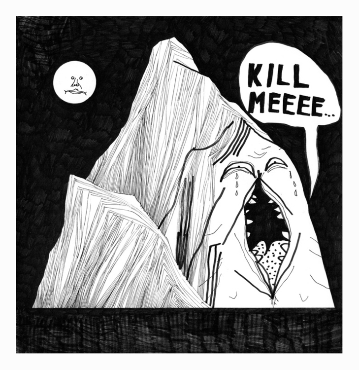 Mountain sick shitting death mo - carpmatthew | ello