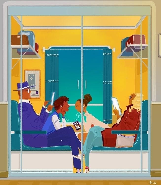 Compartment. planning animation - pascalcampion | ello