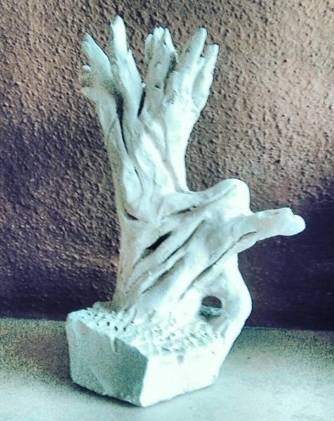 Rosin/Hars - clay#sculpture#art - nena_vdw | ello